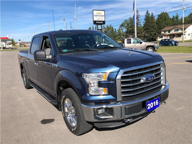 2016 Ford F-150  1FTFW1EF2GFD43203 11695 in Sault Ste. Marie