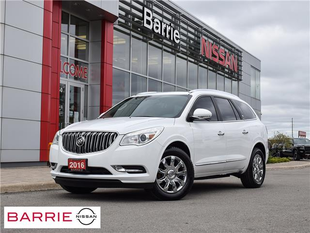 2016 Buick Enclave Leather (Stk: 21509A) in Barrie - Image 1 of 30