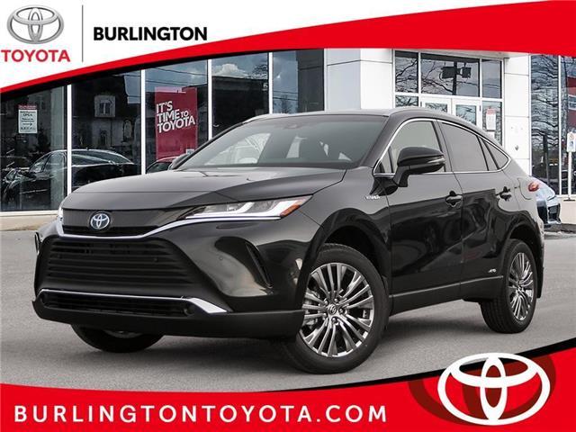 2021 Toyota Venza  (Stk: 215044) in Burlington - Image 1 of 23