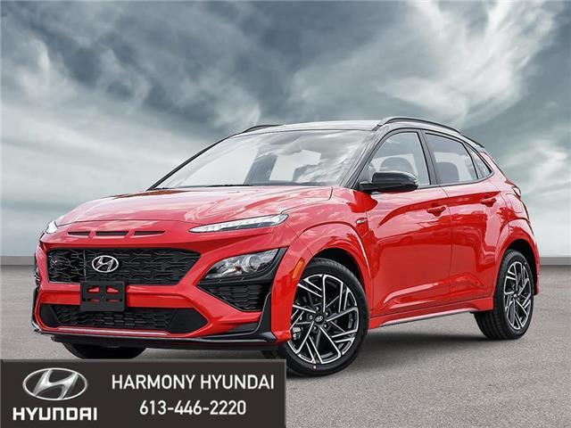 2022 Hyundai Kona 1.6T N Line w/Two-Tone Roof (Stk: 22120) in Rockland - Image 1 of 23