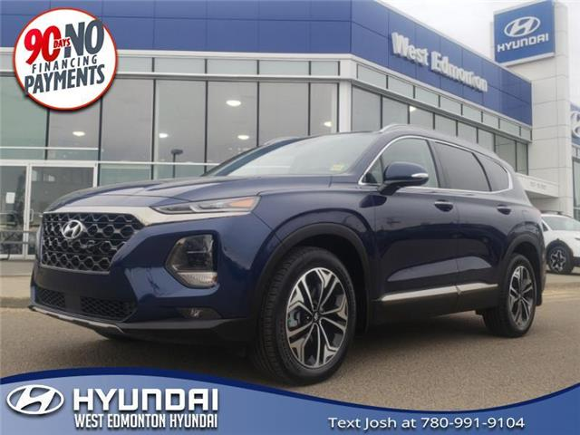 2020 Hyundai Santa Fe  (Stk: 22657A) in Edmonton - Image 1 of 20