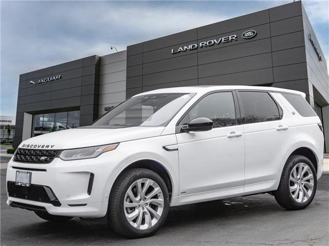 2021 Land Rover Discovery Sport  (Stk: LD85542) in Windsor - Image 1 of 25