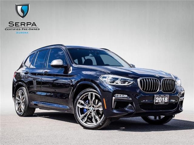 2018 BMW X3 M40i (Stk: P1557) in Aurora - Image 1 of 28
