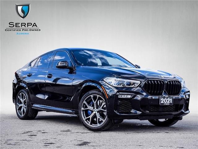 2021 BMW X6 xDrive40i (Stk: CP075) in Aurora - Image 1 of 26