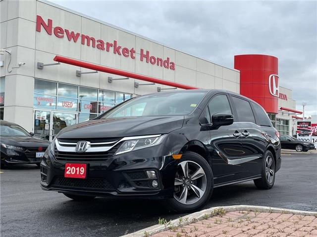 2019 Honda Odyssey EX (Stk: 21-4018A) in Newmarket - Image 1 of 21