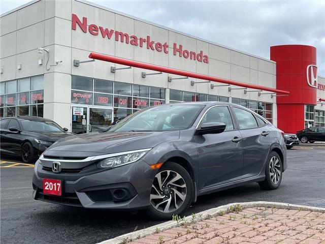 2017 Honda Civic EX (Stk: 21-4080A) in Newmarket - Image 1 of 11