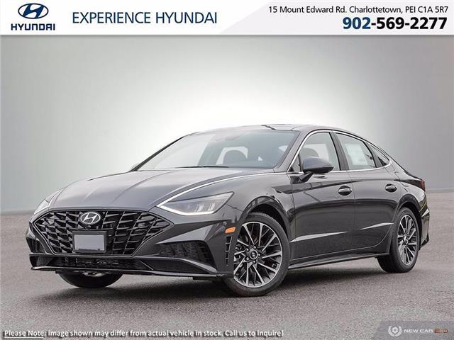 2022 Hyundai Sonata Luxury (Stk: N1595) in Charlottetown - Image 1 of 23