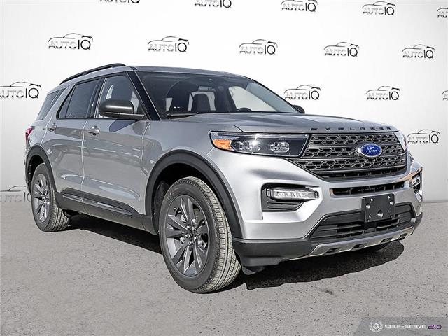 2021 Ford Explorer XLT (Stk: S1523) in St. Thomas - Image 1 of 26