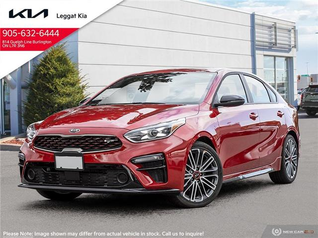 2021 Kia Forte GT Limited (Stk: 427-21) in Burlington - Image 1 of 23