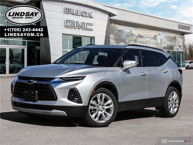 2019 Chevrolet Blazer 3.6 True North (Stk: 1462A) in Lindsay - Image 1 of 25