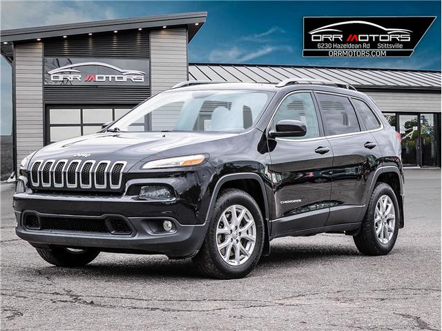 2016 Jeep Cherokee North (Stk: 6511T) in Stittsville - Image 1 of 25