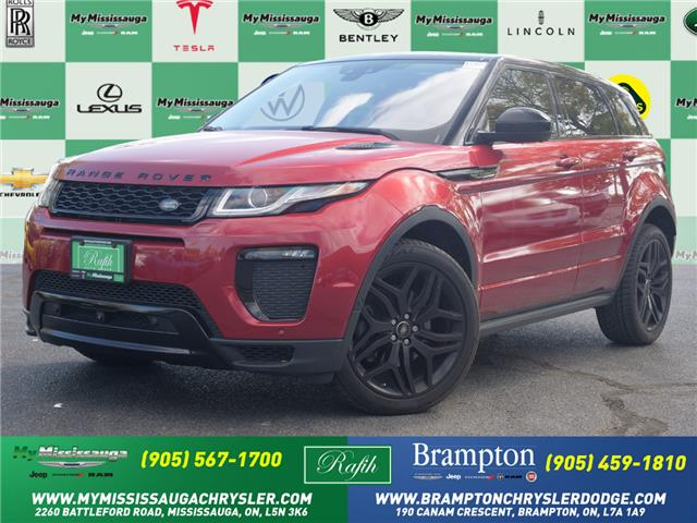 2018 Land Rover Range Rover Evoque HSE DYNAMIC (Stk: 1780) in Mississauga - Image 1 of 26