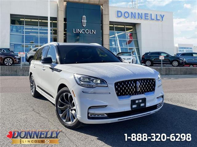 2022 Lincoln Aviator Grand Touring (Stk: DW8) in Ottawa - Image 1 of 27