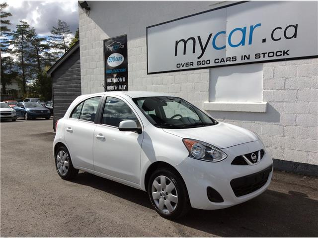 2017 Nissan Micra S (Stk: 210916) in North Bay - Image 1 of 20
