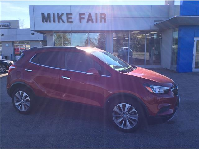 2019 Buick Encore Preferred (Stk: P4408) in Smiths Falls - Image 1 of 15