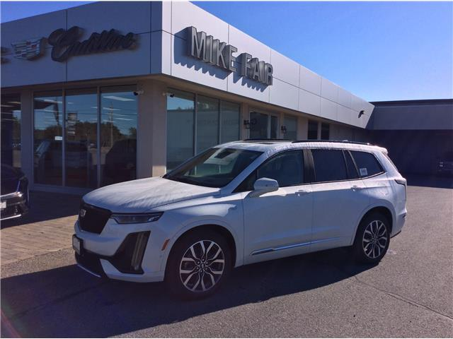 2021 Cadillac XT6 Sport (Stk: 21379) in Smiths Falls - Image 1 of 15