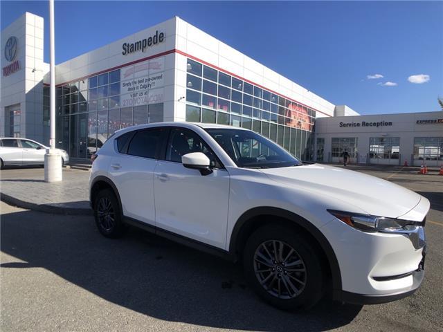 2020 Mazda CX-5 GS (Stk: 9550A) in Calgary - Image 1 of 13