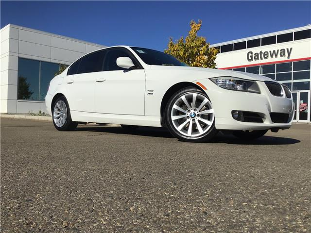 2011 BMW 328i xDrive WBAPK7C54BF196045 37150A in Edmonton
