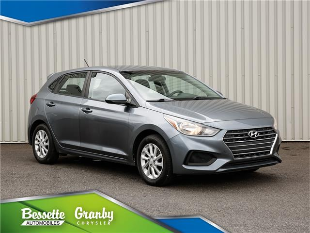 2018 Hyundai Accent GL (Stk: B21-347A) in Cowansville - Image 1 of 29