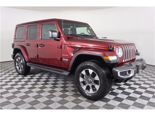 2021 Jeep Wrangler Unlimited Sahara (Stk: 21-347) in Huntsville - Image 1 of 30