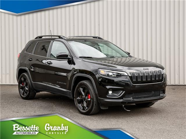 2021 Jeep Cherokee Altitude (Stk: B21-459A) in Cowansville - Image 1 of 33