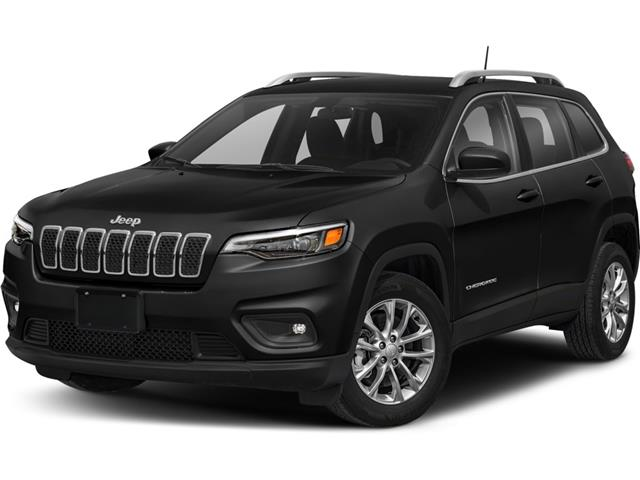 2021 Jeep Cherokee Altitude (Stk: ) in Grimsby - Image 1 of 4