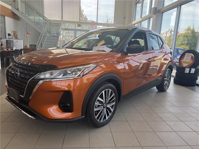 2021 Nissan Kicks SV (Stk: ML534677) in Bowmanville - Image 1 of 15