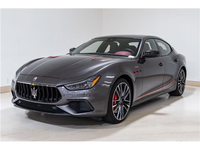 2021 Maserati Ghibli Trofeo (Stk: 1062MC) in Calgary - Image 1 of 20