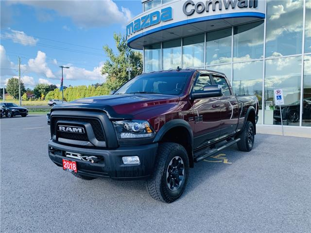 2018 RAM 2500 Power Wagon (Stk: 21-223A) in Cornwall - Image 1 of 24