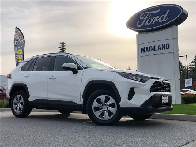 2020 Toyota RAV4 LE (Stk: P7194) in Vancouver - Image 1 of 30