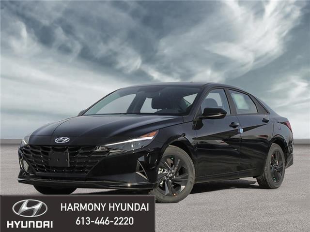 2022 Hyundai Elantra Preferred w/Sun & Tech Pkg (Stk: 22110) in Rockland - Image 1 of 21