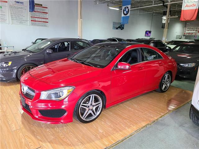 2014 Mercedes-Benz CLA-Class Base (Stk: 4438-10) in North York - Image 1 of 15