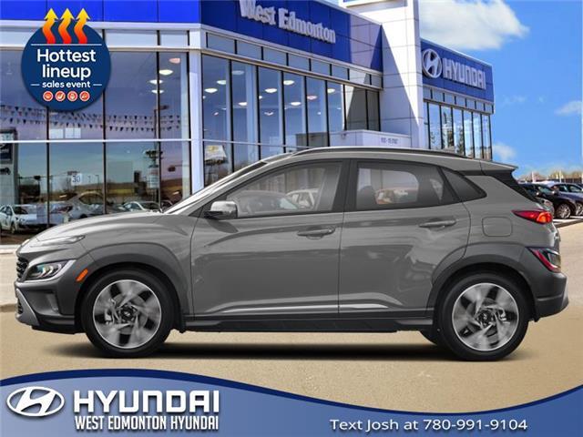 2022 Hyundai Kona 2.0L Preferred Sun & Leather Package (Stk: KN24869) in Edmonton - Image 1 of 1