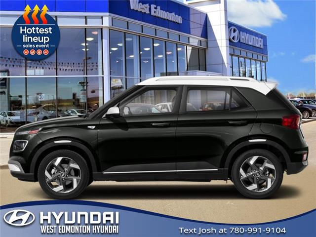 2021 Hyundai Venue Ultimate w/Black Interior (IVT) (Stk: VN18398) in Edmonton - Image 1 of 1
