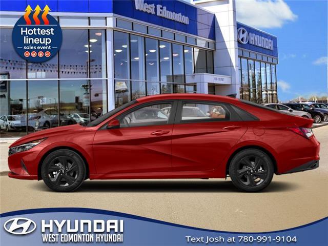 2022 Hyundai Elantra Preferred (Stk: EL23343) in Edmonton - Image 1 of 1