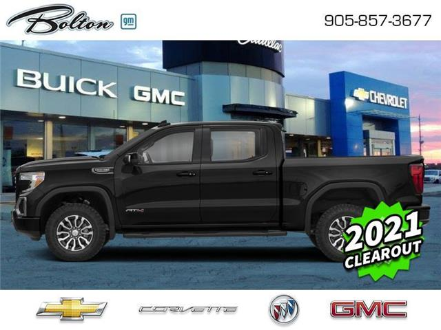 2021 GMC Sierra 1500 AT4 (Stk: 436403) in Bolton - Image 1 of 1