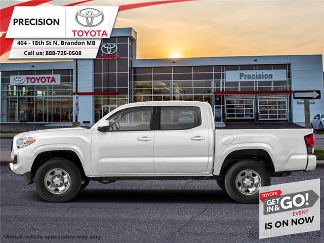 2021 Toyota Tacoma TRD Sport (Stk: 21490) in Brandon - Image 1 of 1