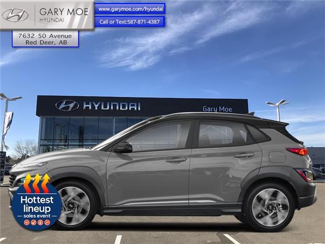 2022 Hyundai Kona 1.6T N Line AWD w/Two-Tone Roof (Stk: 2KN4241) in Red Deer - Image 1 of 1