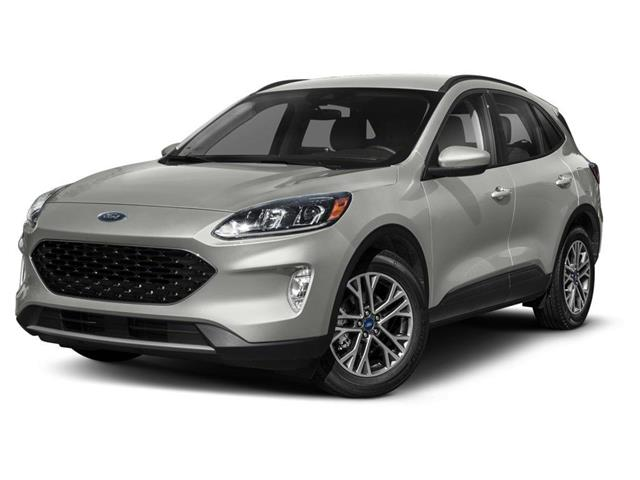 2021 Ford Escape SEL Hybrid (Stk: M-1733) in Calgary - Image 1 of 9