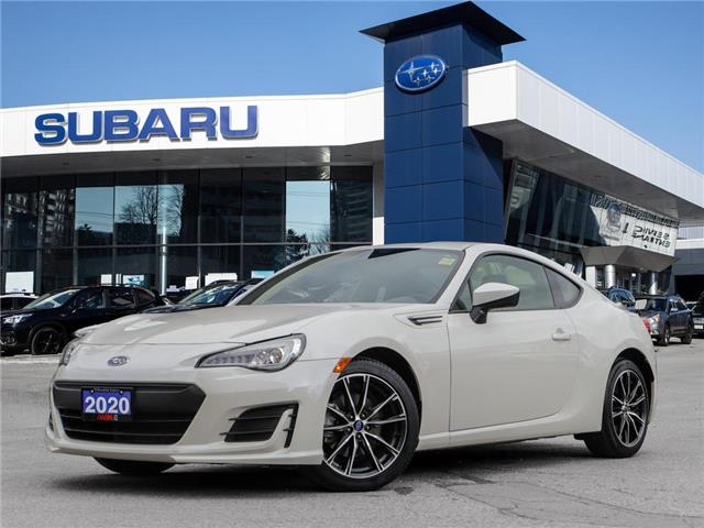 2020 Subaru BRZ Manual Transmission >>One owner with no accident<< (Stk: P3726) in Toronto - Image 1 of 26