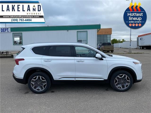 2022 Hyundai Santa Fe HEV Luxury (Stk: 22-061) in Prince Albert - Image 1 of 21