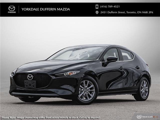 2021 Mazda Mazda3 Sport GS (Stk: 211418) in Toronto - Image 1 of 23