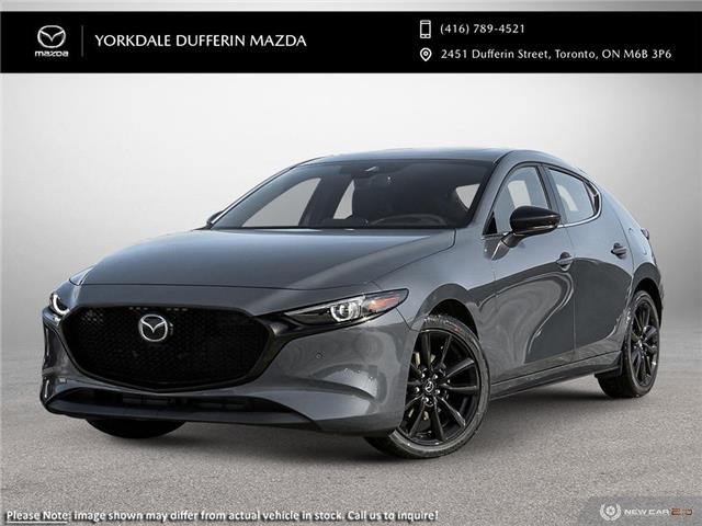 2021 Mazda Mazda3 Sport GT (Stk: 211424) in Toronto - Image 1 of 23