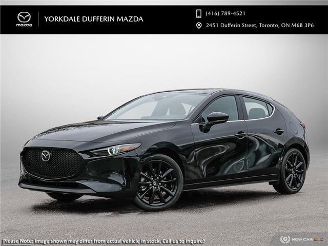 2021 Mazda Mazda3 Sport GT w/Turbo (Stk: 211411) in Toronto - Image 1 of 11