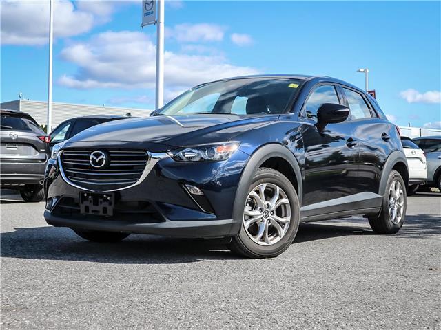 2020 Mazda CX-3 GS (Stk: M1187) in Ottawa - Image 1 of 8