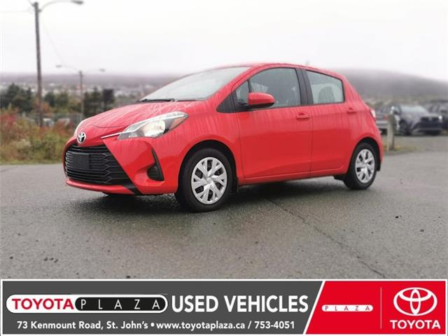 2018 Toyota Yaris LE (Stk: LP9037) in St. Johns - Image 1 of 4