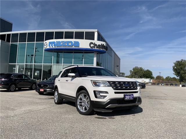 2017 Ford Explorer  (Stk: NM3567A) in Chatham - Image 1 of 24