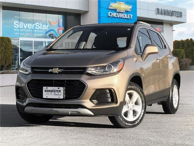 2018 Chevrolet Trax LT (Stk: 21801A) in Vernon - Image 1 of 26