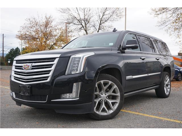 2018 Cadillac Escalade ESV Platinum (Stk: P21-1199) in Kelowna - Image 1 of 14