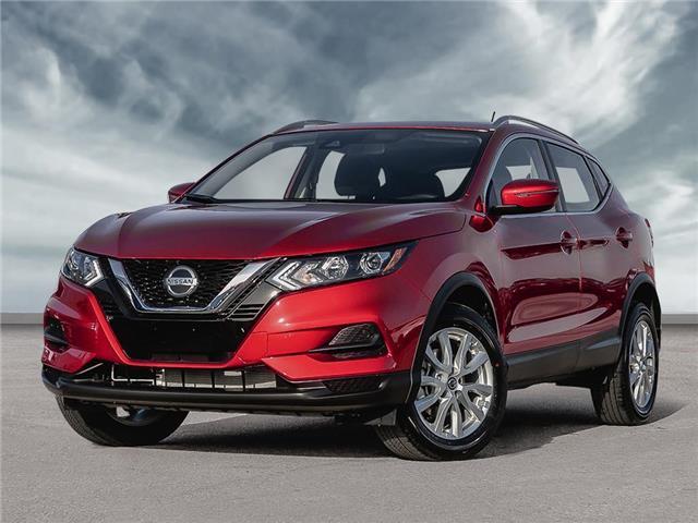 2021 Nissan Qashqai SV (Stk: 12113) in Sudbury - Image 1 of 23